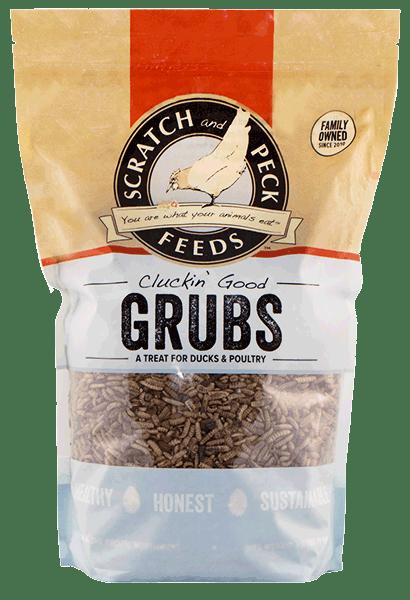 cluckin good grubs