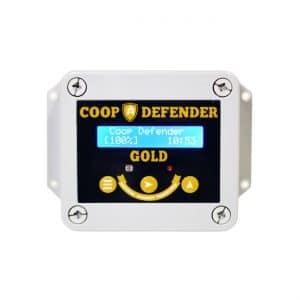coop defender auto coop door opener