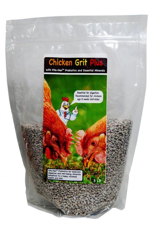 chicken grit plus