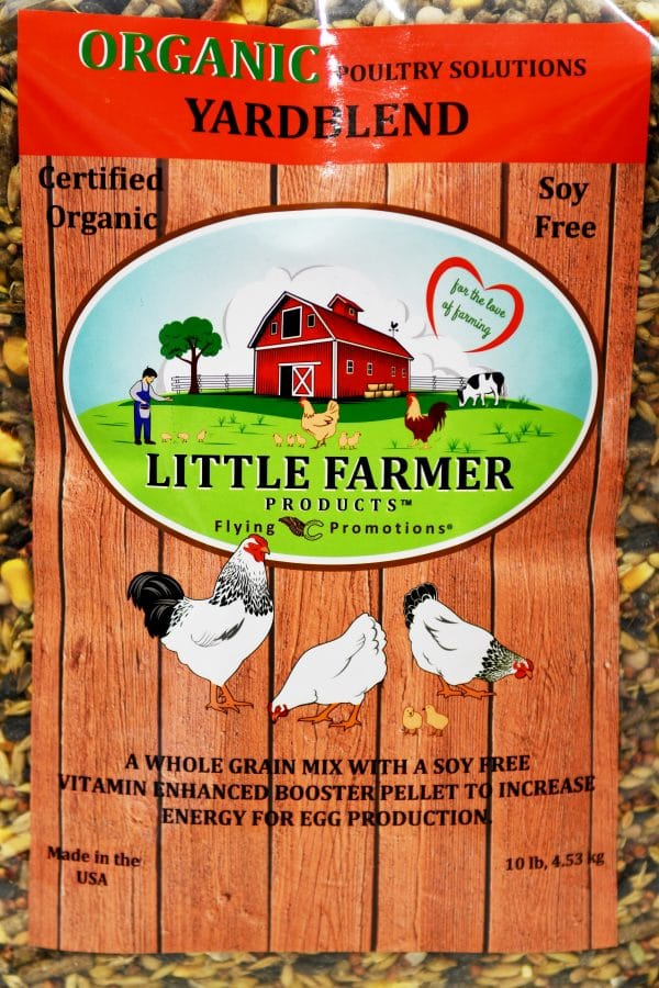 little farmer yardblend scratch