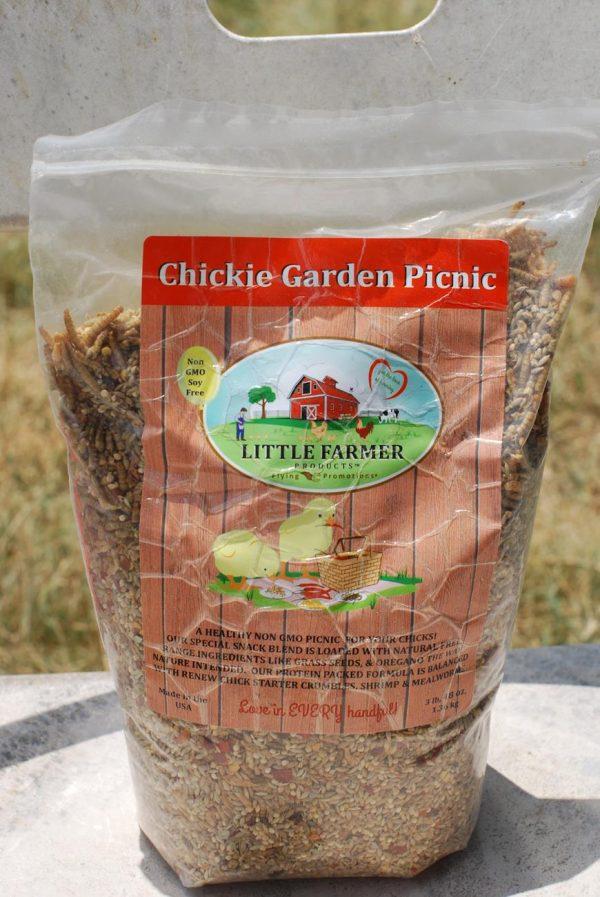 Chickie Garden Picnic