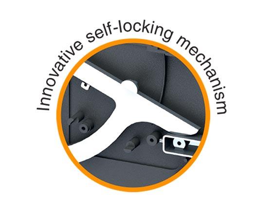 locking mechanism coop door