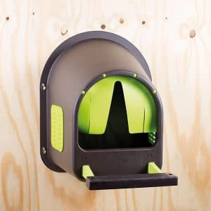 Mounted Cozy Nest box