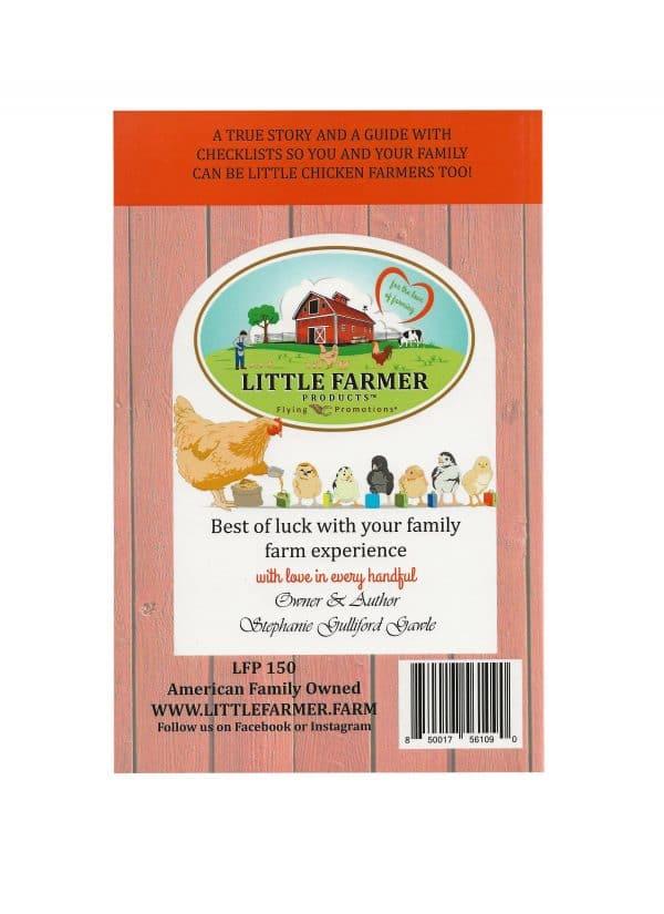 Raising chickens childrens book