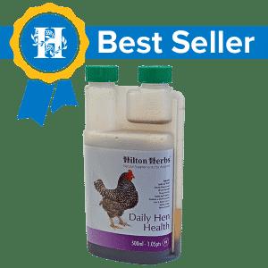 hilton herbs daily hen health