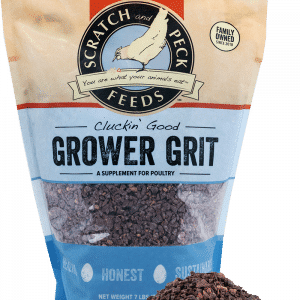 Scratch and Peck Grower Grit