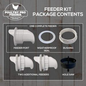 Poultry Pro Feeder Kit