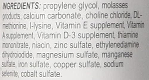 Nutri Drench label