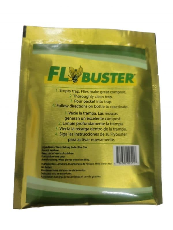 flybuster compact refill back
