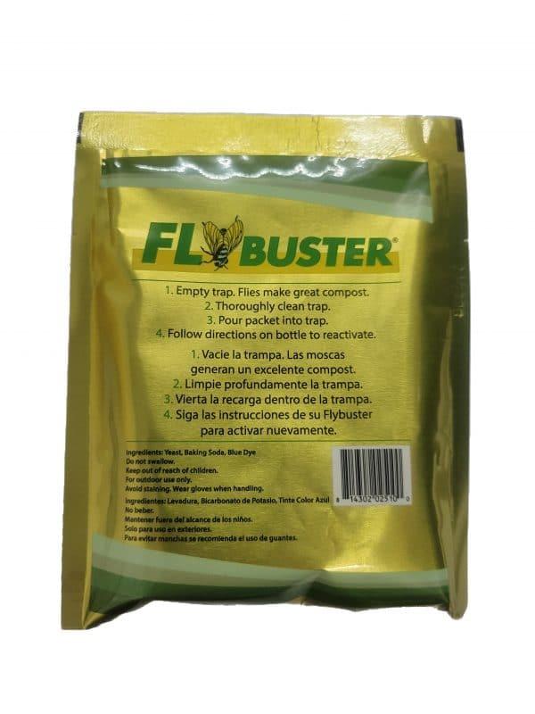 flybuster garden refill back