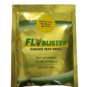flybuster garden refill pack front