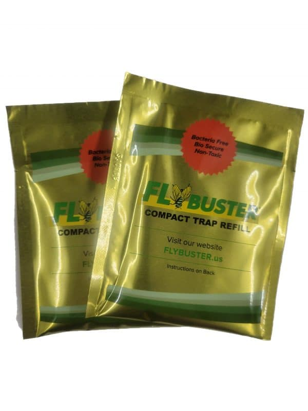 Flybuster compact refill packet