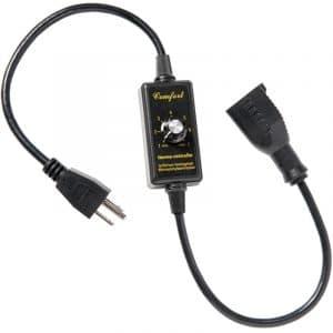 temperature controller plug