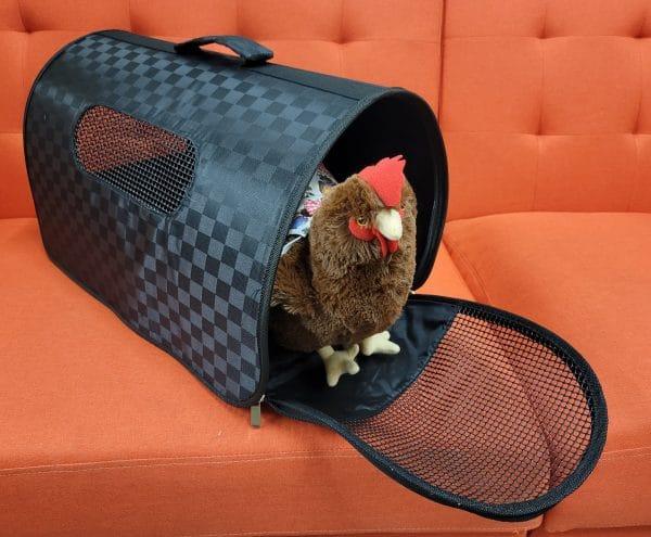 chicken transport bag